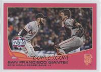 San Francisco Giants Team /50