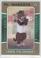 Ozzie the Cougar /50