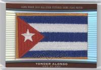 Yonder Alonso /1