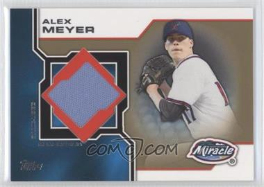 2013 Topps Pro Debut Minor League Materials Gold #MLM-AME - Alex Meyer /50
