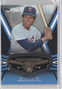2013 Topps Rookie of the Year Commemorative Relics #ROY-RC - Rod Carew