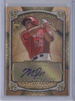 Mike Trout #9/50