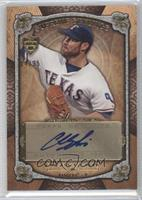 Colby Lewis /35