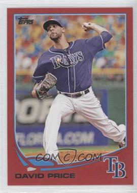 2013 Topps Target Red #429 - David Price