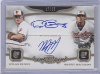 Dylan Bundy, Manny Machado /25