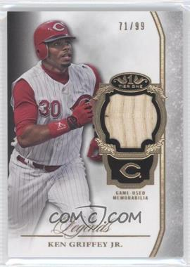 2013 Topps Tier One Legends Relics #TORL-KGR - Ken Griffey Jr. /99