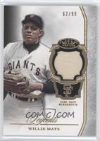 Willie Mays /99
