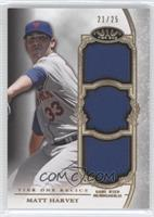Matt Harvey /25