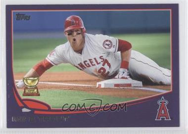 2013 Topps Toys R Us Purple #27 - Mike Trout