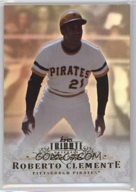 2013 Topps Tribute - [Base] #20 - Roberto Clemente