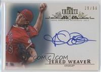 Jered Weaver /50