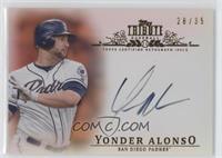 Yonder Alonso /35