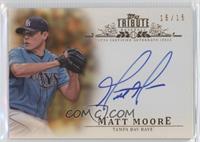 Matt Moore /15