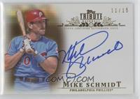 Mike Schmidt /15