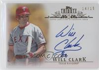 Will Clark /15