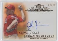 Jordan Zimmermann /25