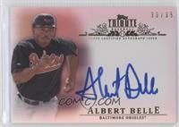 Albert Belle /35