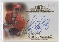Gio Gonzalez /35
