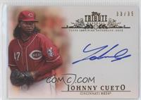 Johnny Cueto /35