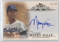 Maury Wills /35