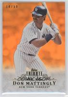 Don Mattingly /50