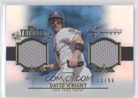 David Wright /50