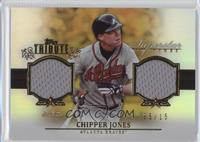 Chipper Jones /15