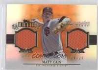Matt Cain /25