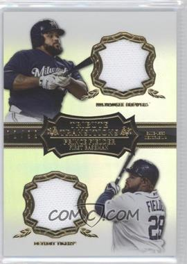 2013 Topps Tribute Transitions Relics #TT-PF - Prince Fielder /99