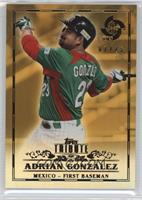 Adrian Gonzalez /25