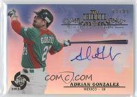 Adrian Gonzalez /50
