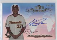 Henderson Alvarez /50