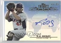 R.A. Dickey /50