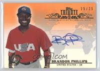 Brandon Phillips /25