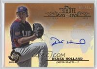 Derek Holland /35