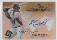 Nelson Cruz /35