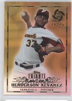 Henderson Alvarez /25