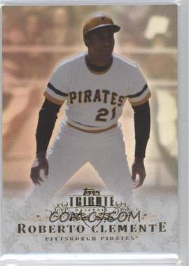 2013 Topps Tribute #20 - Roberto Clemente