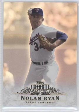 2013 Topps Tribute #36 - Nolan Ryan