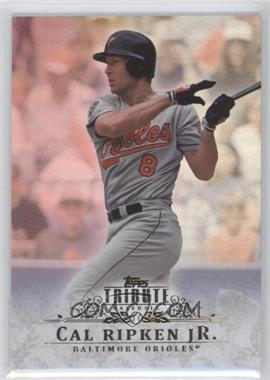 2013 Topps Tribute #40 - Cal Ripken Jr.