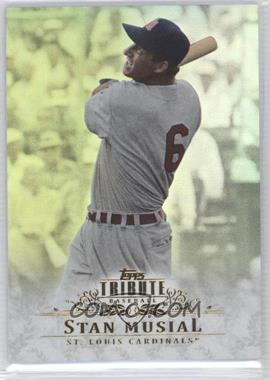2013 Topps Tribute #44 - Stan Musial