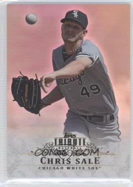 2013 Topps Tribute #77 - Chris Sale