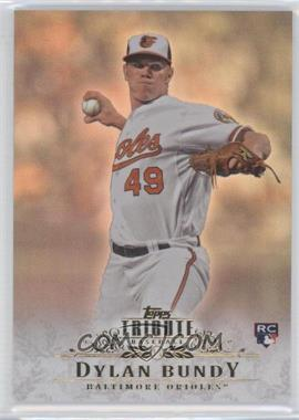 2013 Topps Tribute #82 - Dylan Bundy