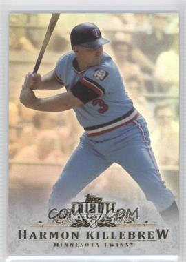 2013 Topps Tribute #87 - Harmon Killebrew