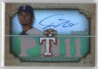 Future Phenoms - Yu Darvish /50