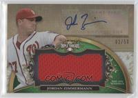 Jordan Zimmerman /50