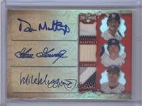 Don Mattingly, Rich Gossage, Mike Mussina /1