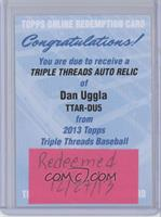 Dan Uggla /18 [REDEMPTION Being Redeemed]