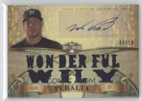 Wily Peralta /18