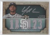 Future Phenoms - Yonder Alonso /25